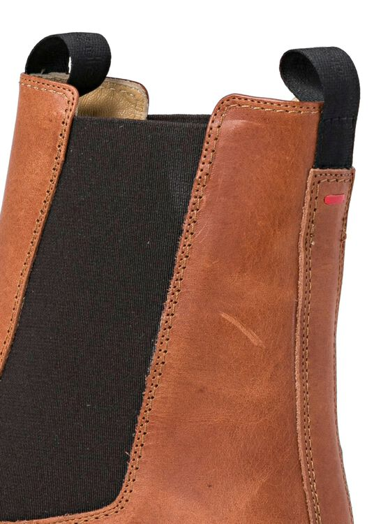 15_Karlo Veg Leather Chelsea Boot image number 3
