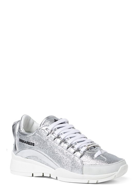 551 Sneaker Glitter Nubuck image number 1