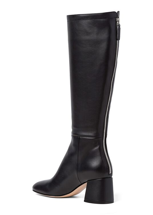 13_Boot Zipper Back Nappa image number 2