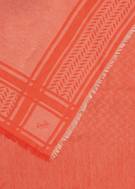 Cotton Cube Gradient Jacquard image number 1