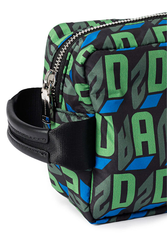 D2 MONOGRAM BEAUTY - PRINTED PADDED image number 2