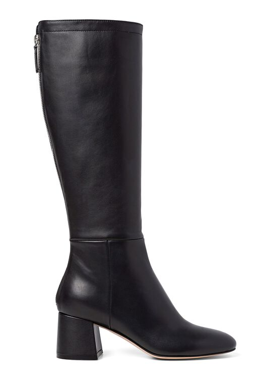 13_Boot Zipper Back Nappa image number 0
