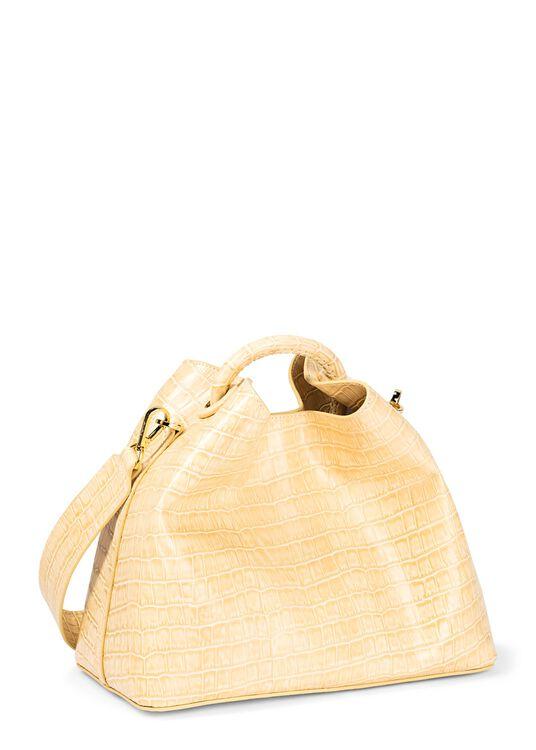 Raisin Croco Bucket Bag Large image number 1
