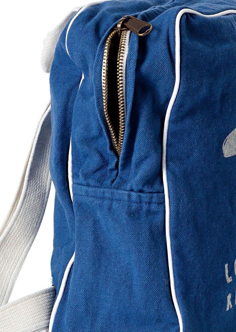 Schoolbag, Blau, large image number 1