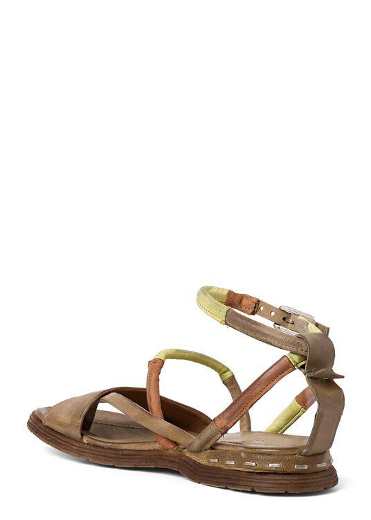 9_Mare Multicolor Flat Sandal image number 2