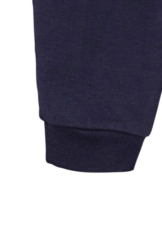 Edelweiß Sweat Pants, Navy, large image number 3
