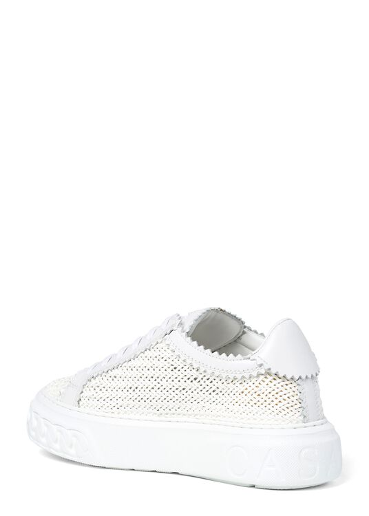 Woven Leather Sneaker image number 2