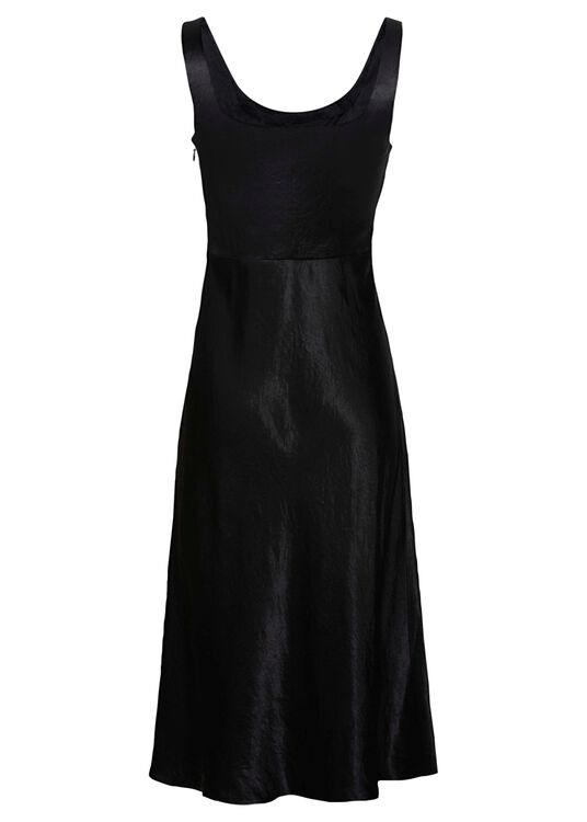 SLIM FITTED SLIP DRESS image number 1