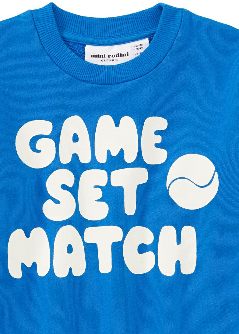 Game Set Match Sweater, , large image number 2