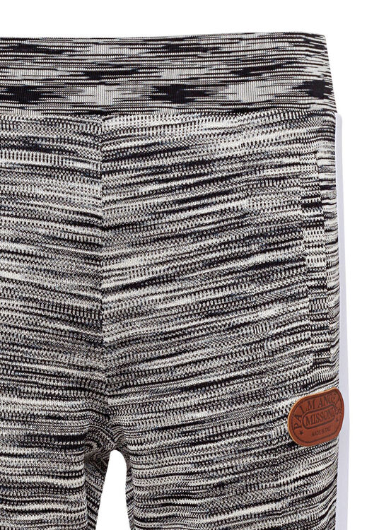 PA MISSONI KNITTED TRACKPANTS image number 2