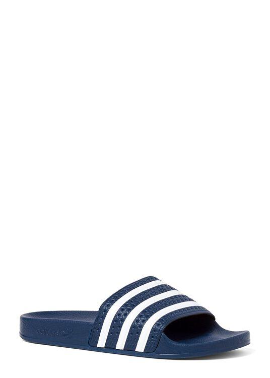 288022 Adilette classic adi blue/white, Blau, large image number 1