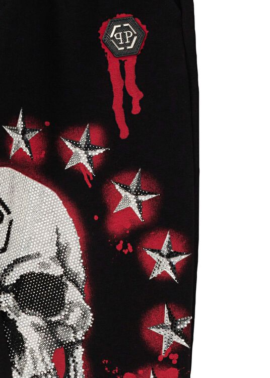 Skull Sweat Pants image number 2