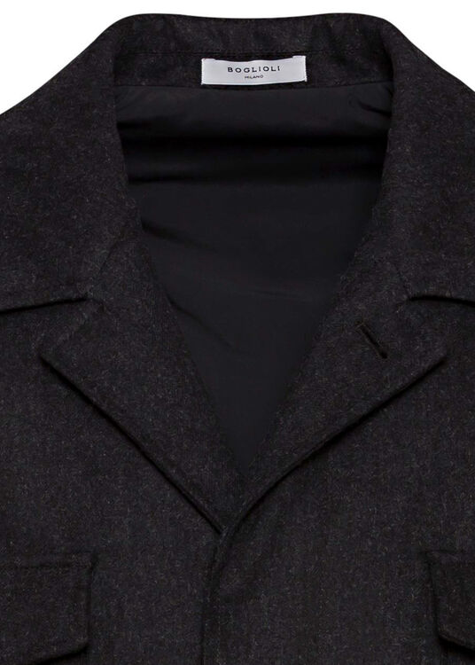 Padded Field Jacket image number 2