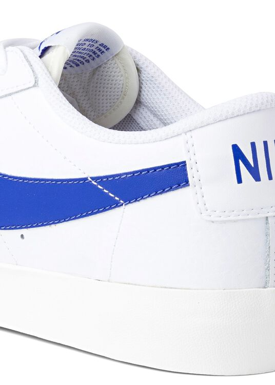Nike Blazer Low Leather, Weiß, large image number 3
