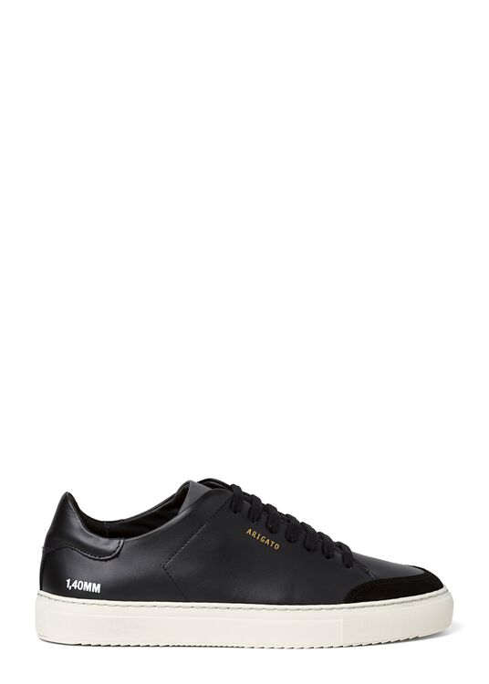 Clean 90 Sneaker - Black Leather image number 0