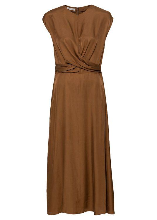 SLVLS TWIST FRONT DRESS / SLVLS TWIST FRONT DRESS image number 0