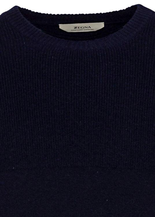 CASHMERER COMFORT CREW NECK image number 2