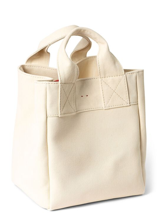 Alissa Canvas Tote image number 1