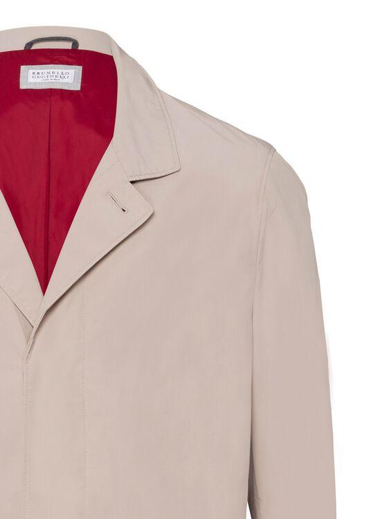 Nylon Raincoat image number 2