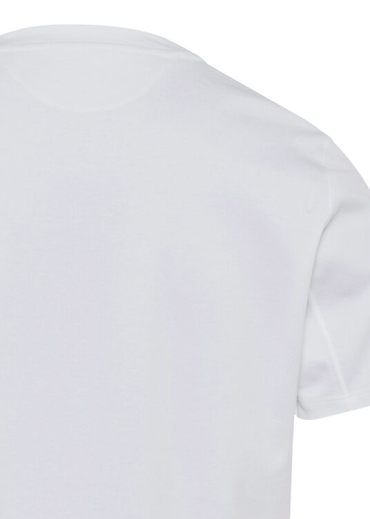 Tshirt Be Concious, Weiß, large image number 3