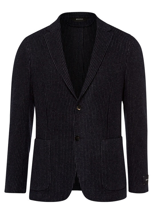 RECYCLED WOOL BLEND JACKET image number 0