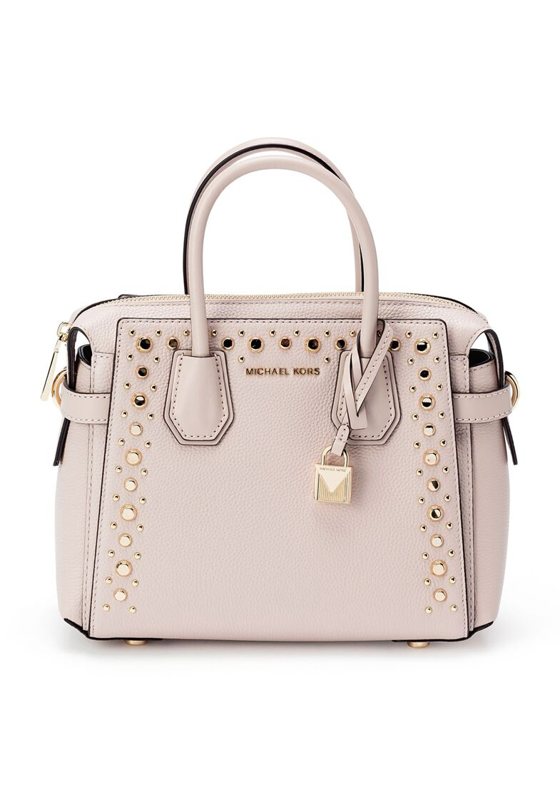MERCER BELTED SM SATCHEL, Rosa, large image number 0