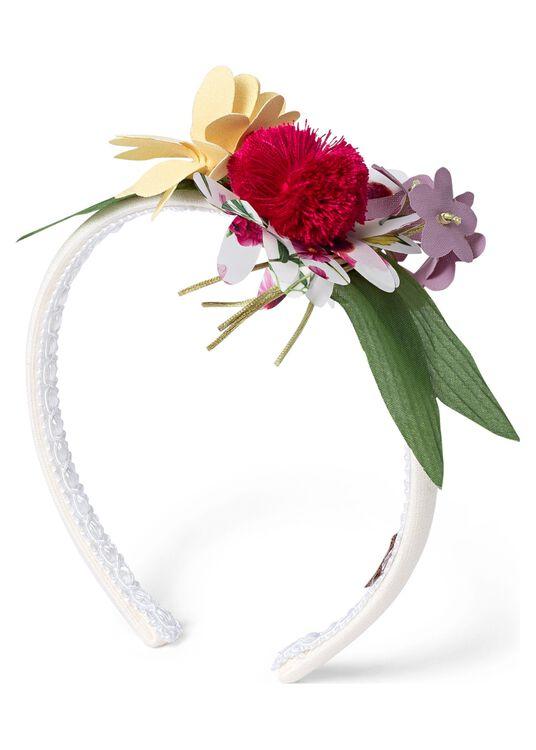 Flower Hairband image number 0