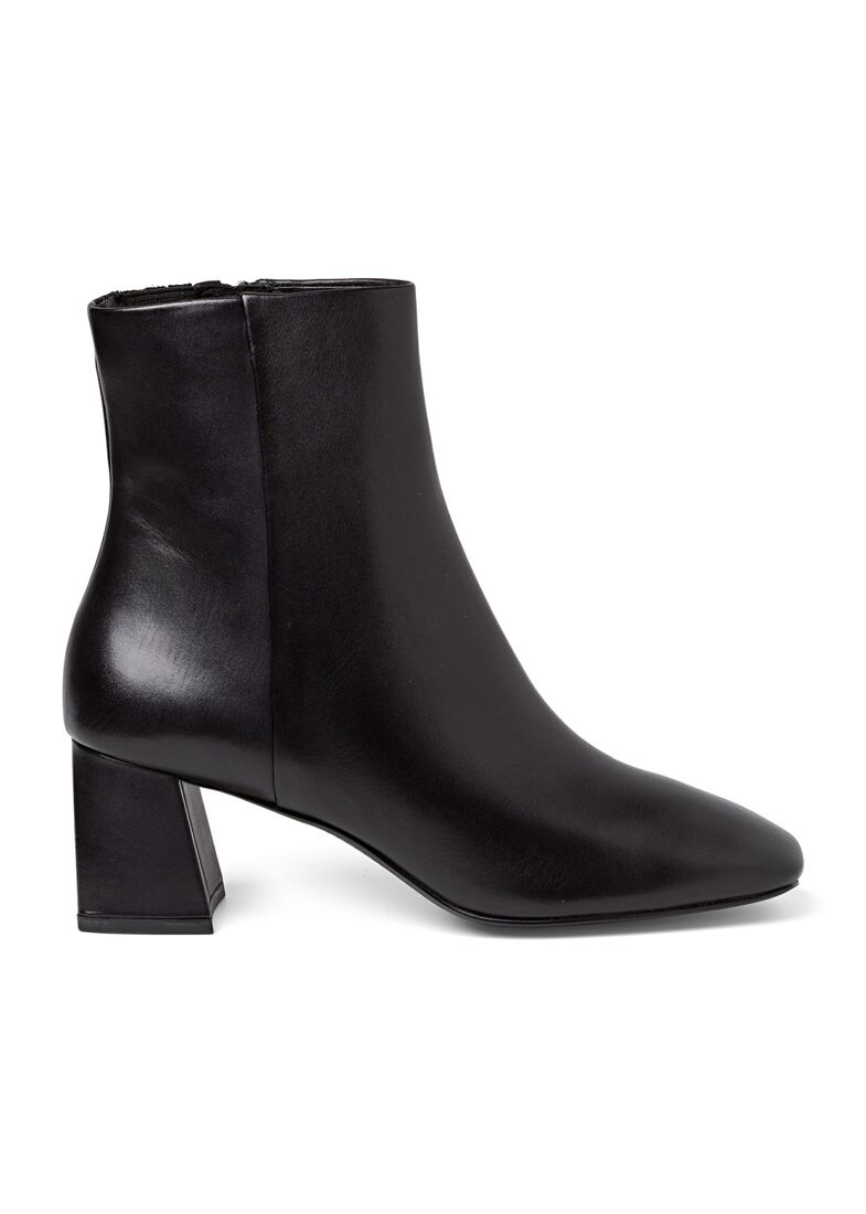 2_Giselle Ankle Boot Calf, Schwarz, large image number 0