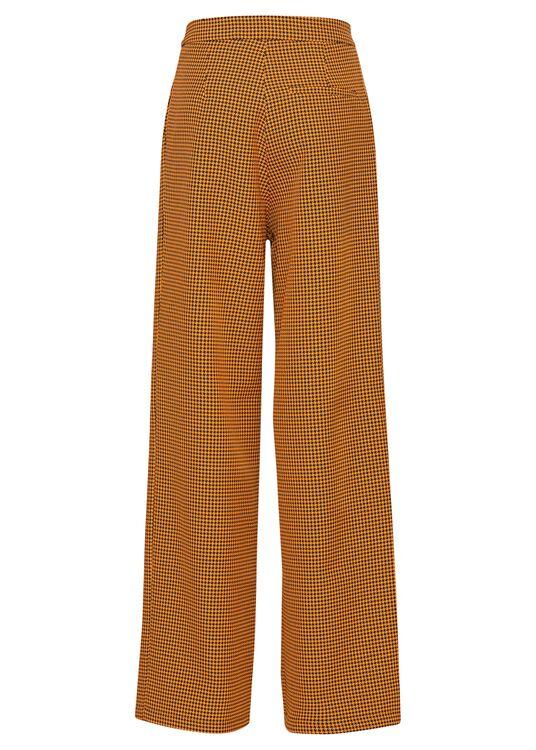 HIGH WAIST STRAIGHT LEG PANTS image number 1