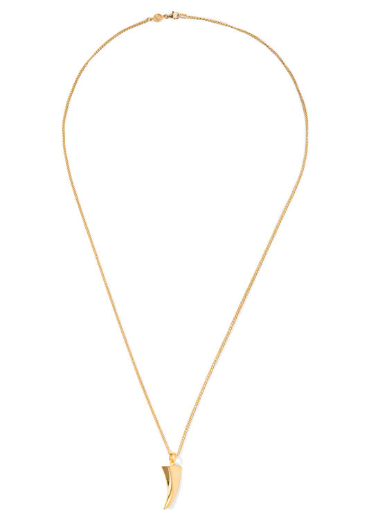 TIGER CLAW NECKLACE image number 0