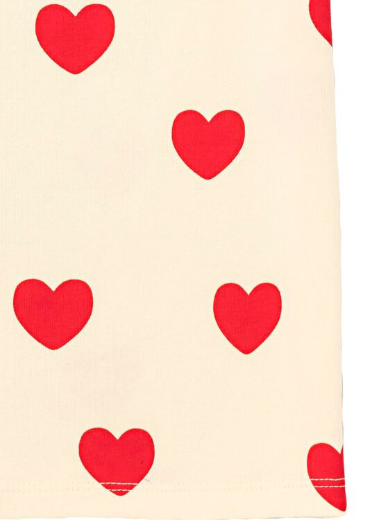 Heart SS Tee, , large image number 3
