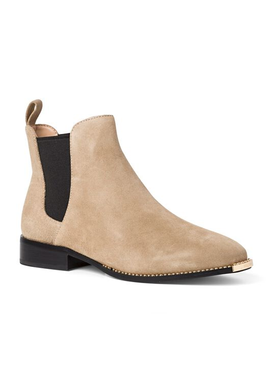 4_Nichole Chelsea Suede, Beige, large image number 1