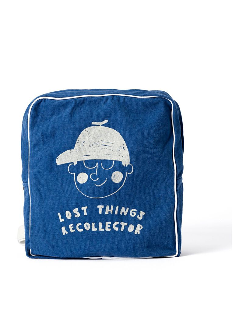 Schoolbag, Blau, large image number 0