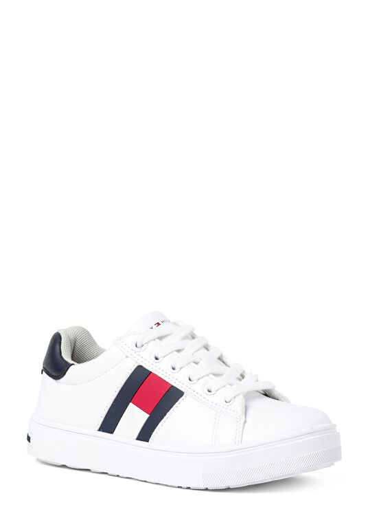 LOW CUT LACE-UP SNEAKER image number 2