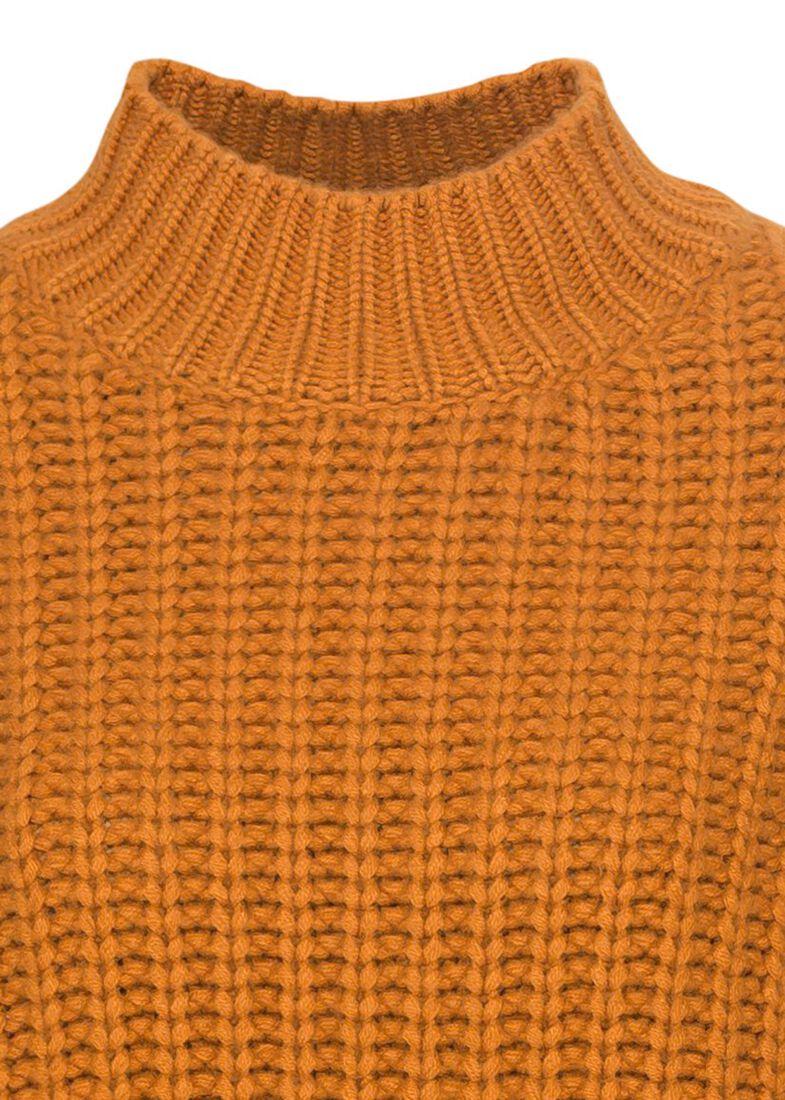 Sweater, Orange, large image number 2