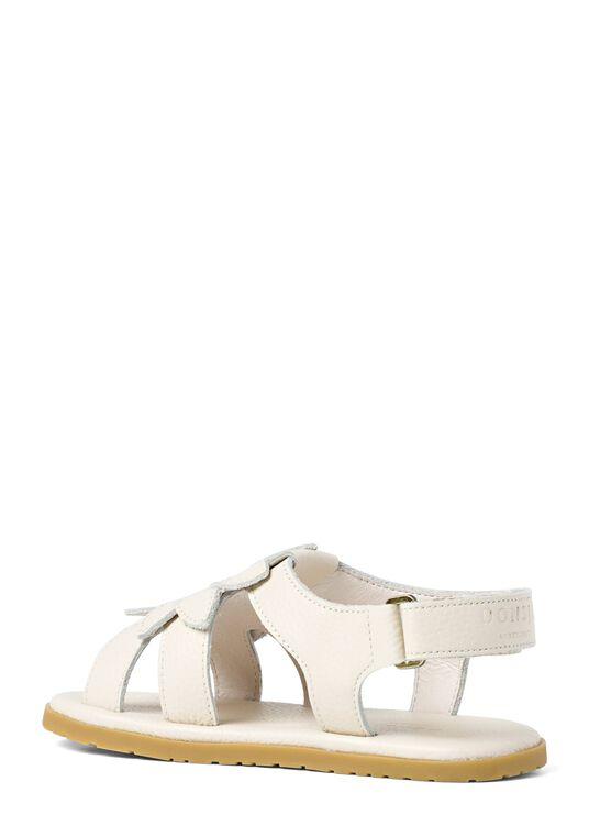 Velcro Sandal w flower image number 2