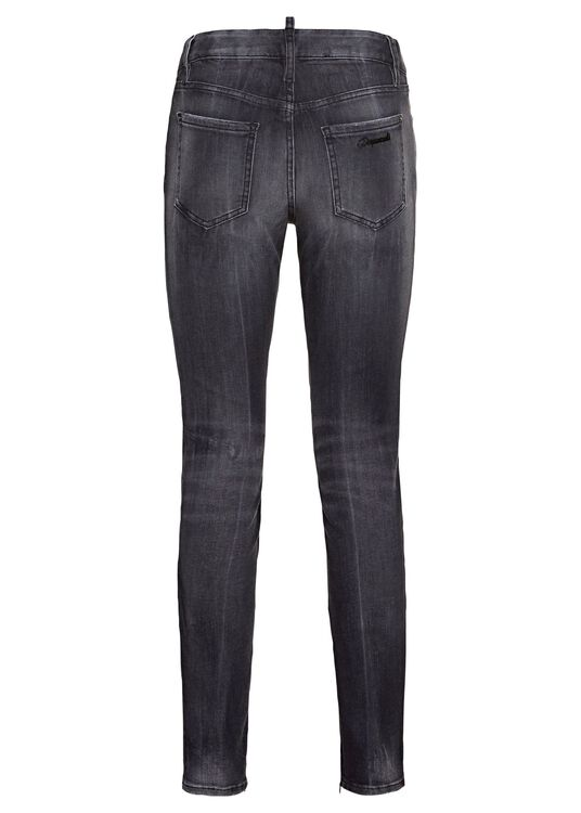 Twiggy Jeans, Grau, large image number 1