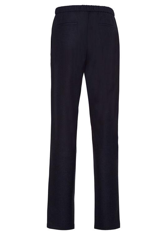 Fine Wool Drawstring Man Trouser image number 1