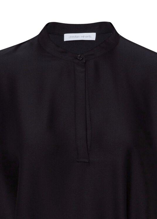TUNIC DRESS, Schwarz, large image number 2