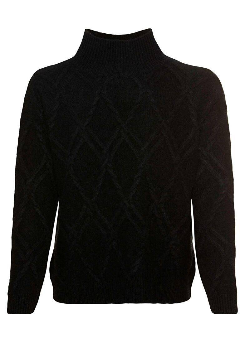 Pullover, Schwarz, large image number 0