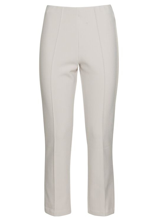 Knitted synthetic fibre sweatpants female image number 0