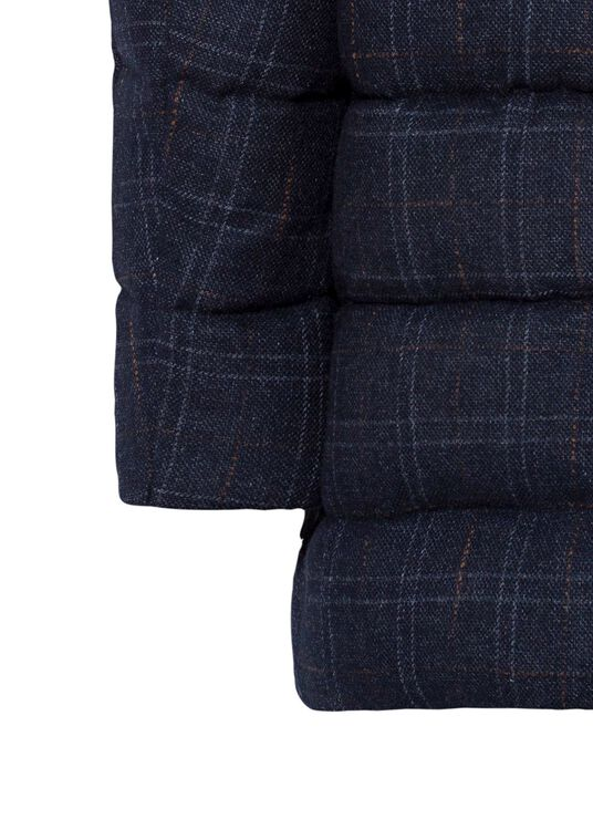 Men's Woven Half Coat image number 3