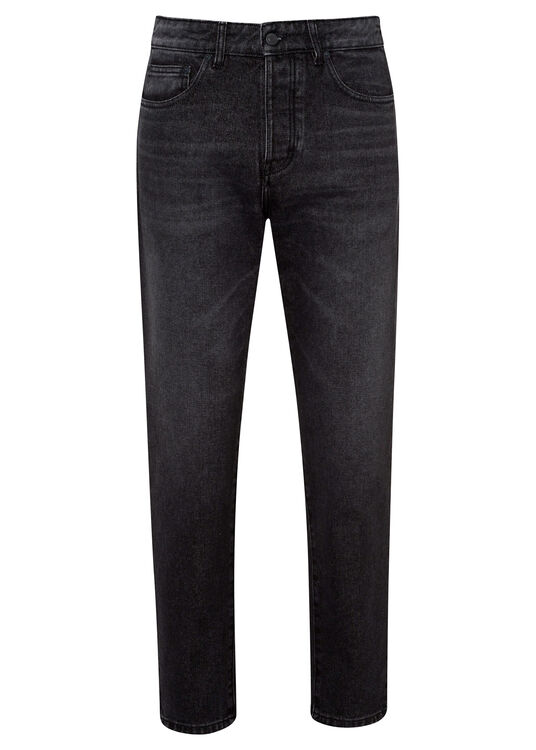TAPERED FIT JEANS image number 0