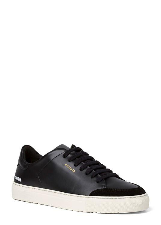Clean 90 Sneaker - Black Leather image number 1