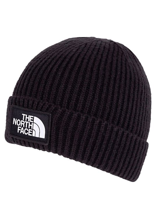 TNF LOGO BOX CUFF BEANIE image number 0