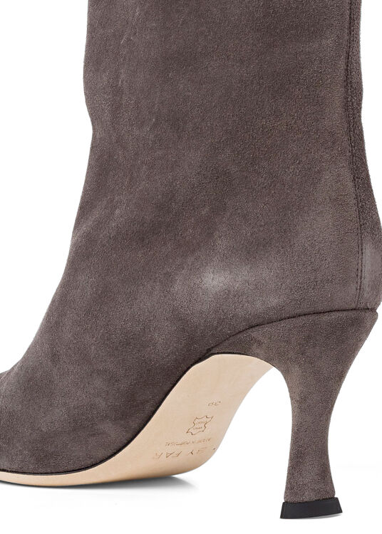 Stevie 42 Anthracite Suede Leather image number 3