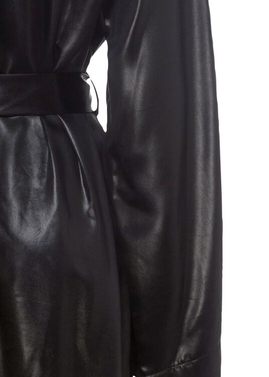 CAPPOTTO - DAGGER ROBE, Schwarz, large image number 3