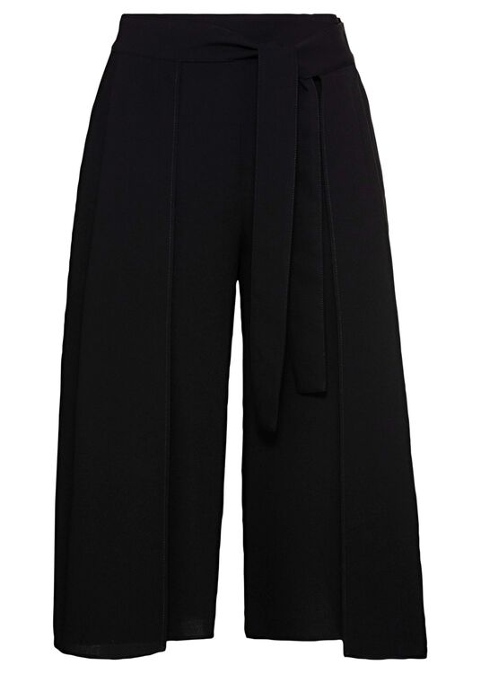 TROUSERS, Schwarz, large image number 0
