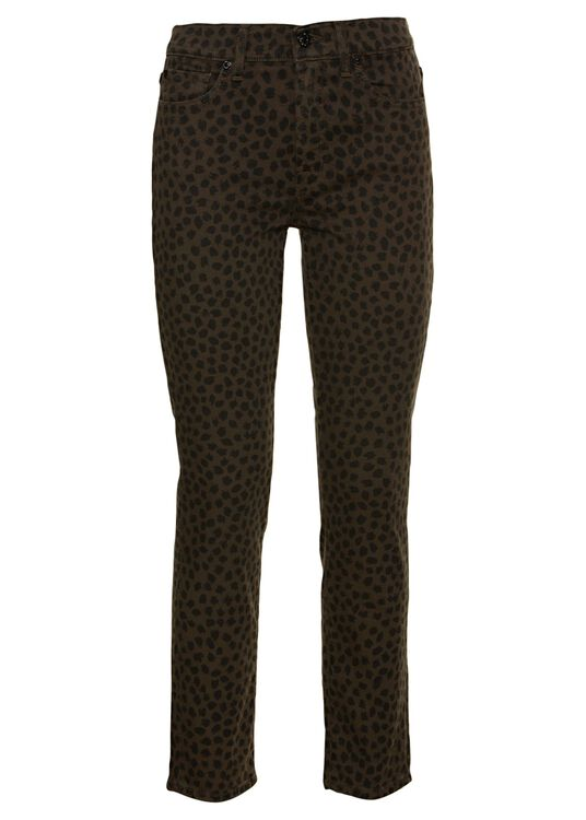 ROXANNE ANKLE COOL CAT BROWN, Braun, large image number 0