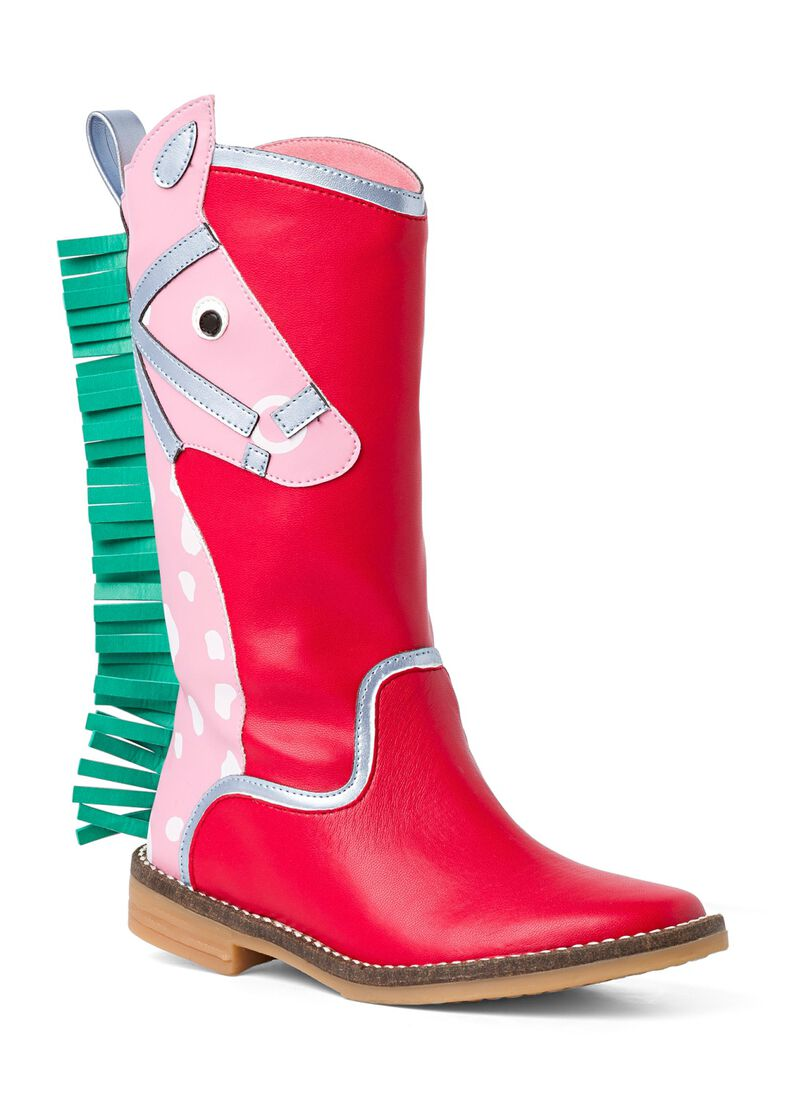Horse Cowboy Boot, Rot, large image number 1